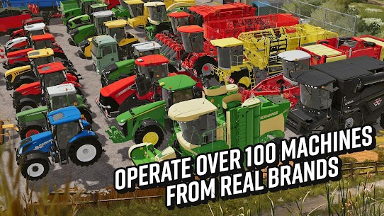 Farming Simulator 20 (MOD, Unlimited Money) 3