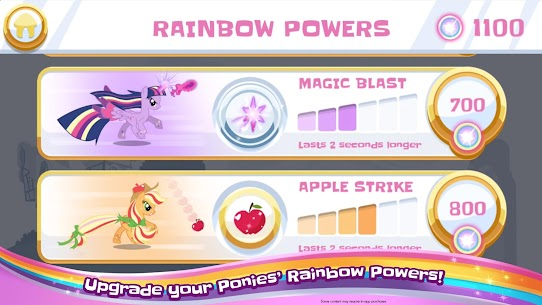 My Little Pony Rainbow Runners Mod Apk 2021.2.0 (Unlocked Characters) 3