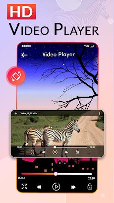 SAX Video Player - HD Video Player 2021のおすすめ画像1