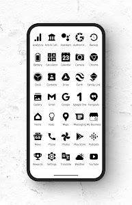 Zwart - Black Icon Pack 21.7.0