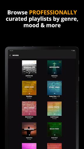 Audiomack: Download New Music Offline Free apktram screenshots 14