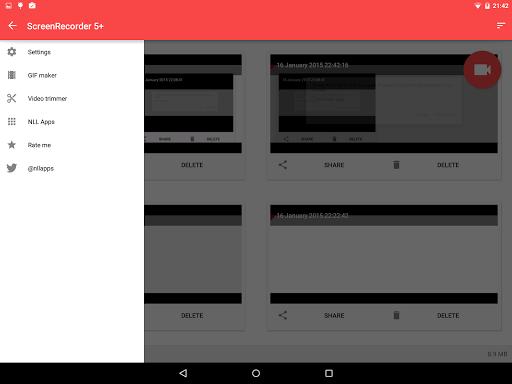 Screen Recorder - Record your screen  Screenshots 9