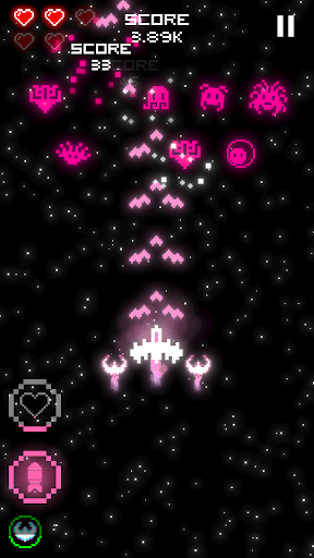 Arcadium - Classic Arcade Space Shooter 1.0.41 screenshots 3