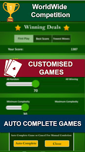 Real Solitaire: The Addicting Ancient Game of Club