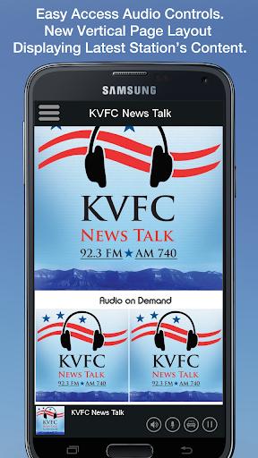 KVFC News Talk For PC Windows (7, 8, 10, 10X) & Mac Computer Image Number- 5