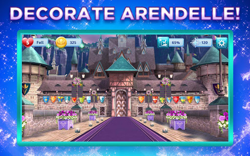 Disney Frozen Adventures: Customize the Kingdom  Screenshots 3