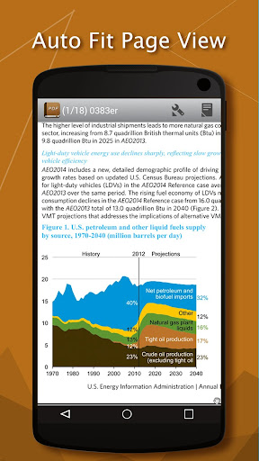 PDF Reader  Screenshots 3