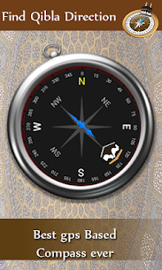 Qibla Compass – Find Direction 4