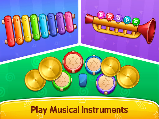 Baby Games - Piano, Baby Phone, First Words 1.3.0 screenshots 12