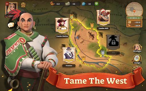 Wild West Heroes apkpoly screenshots 2