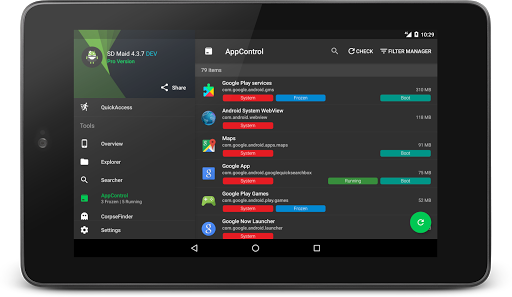 SD Maid - System Cleaning Tool 5.0.6 Screenshots 19