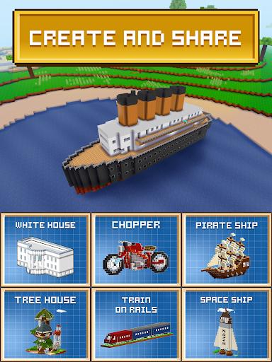 Block Craft 3D: Building Simulator Games For Free  poster 3