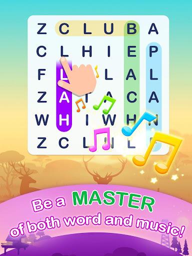 Word Search Pop - Free Fun Find & Link Brain Games  screenshots 10