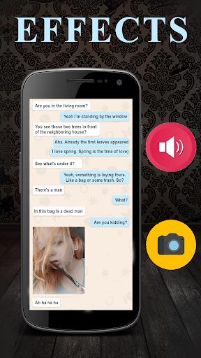 Alexandra - Scary Stories Chat  Paidproapk.com 3