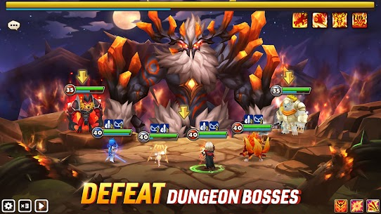 Summoners War Mod Apk (Unlimited Money, Crystals, Everything Free) 4