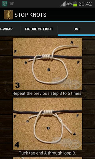 Ultimate Fishing Knots  screenshots 2