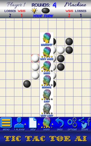 Tic Tac Toe AI - 5 in a row apktram screenshots 12