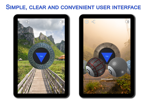 Magic 8 Ball 3D android2mod screenshots 10