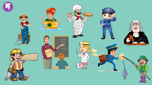 Learn professions Occupations 4.2.1093 screenshots 2