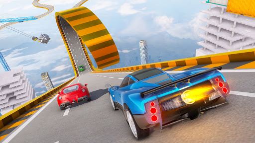 Fast Car Stunts Racing: Mega Ramp Car Games 1.3 screenshots 10