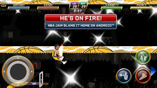 NBA JAM  by EA SPORTS™ Apk 3