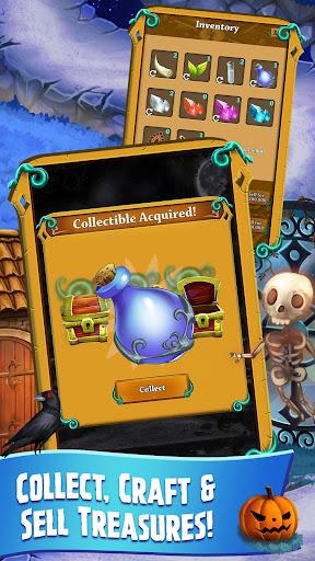 Mystery Mansion: Match 3 Quest screenshots 9