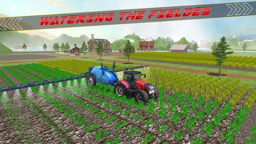 Farming Tractor Simulator 2020: Farming Games 2020 screenshots 7