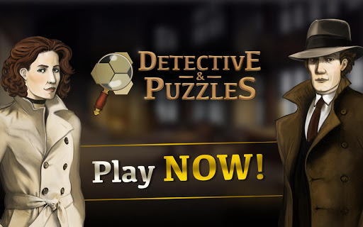 Detective & Puzzles - Mystery Jigsaw Game  screenshots 18