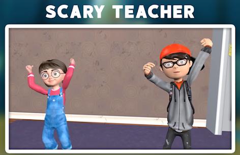 Hello Scary Music School Teacher 3D 3
