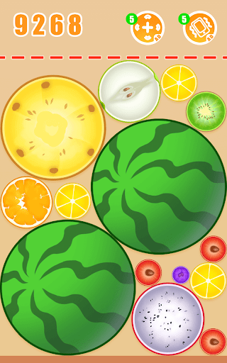 Fruit Crush - Merge Watermelon  screenshots 8