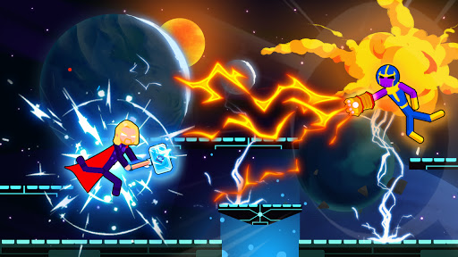 Spider Stickman Fighting 2 - Supeme Dual 1.0.4 screenshots 5