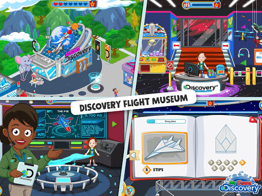 My Town : Discovery Pretend Play  screenshots 9