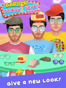 Barber Salon Beard & Hair Game 9