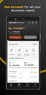 JazzCash Business -Track, Manage & Accept Payments For Android 1
