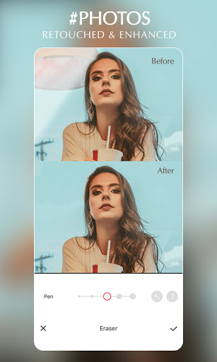 Meitu u2013 Beauty Cam, Easy Photo Editor  screenshots 4