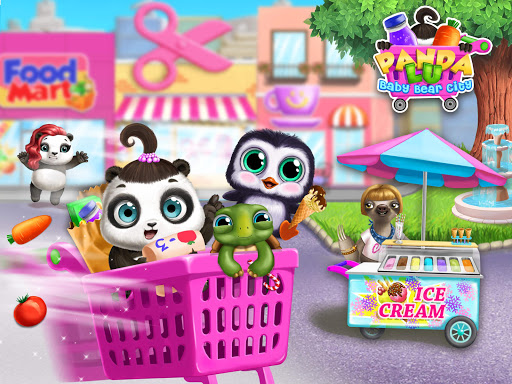 Panda Lu Baby Bear City - Pet Babysitting & Care 5.0.10008 Screenshots 11