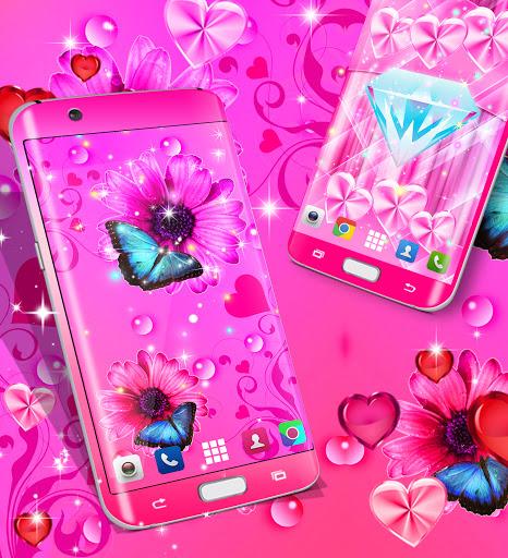 Wallpapers for girls apktram screenshots 8