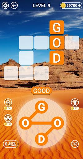 Word Connect - Fun Crossword Puzzle 2.5 Screenshots 2