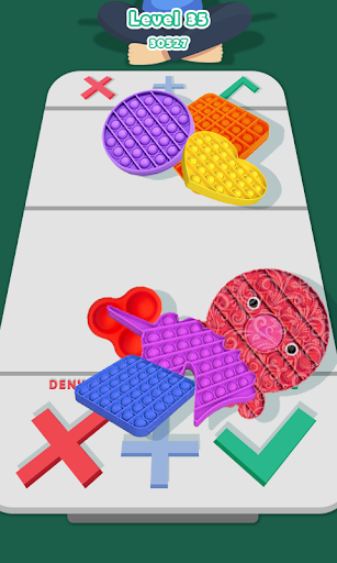 Fidget Toys 3D: Pop it Antistress 3D Puppet Games screenshots 11