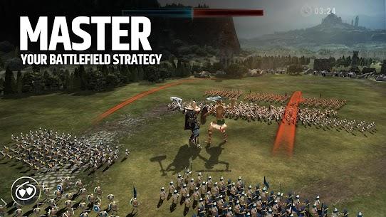 Dawn of Titans: War Strategy RPG 11