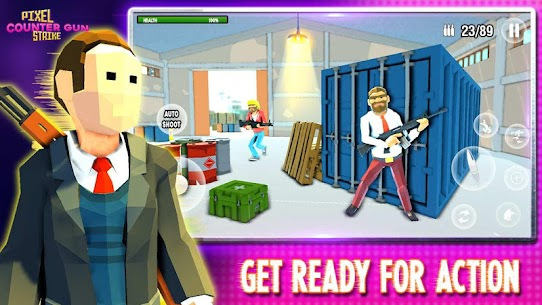 Counter Gangster City Strike: Battle Royale 2021 Hack Online (Android iOS) 2