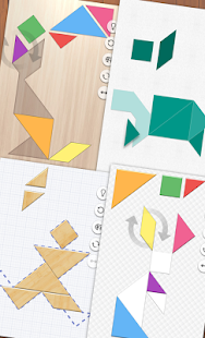 Tangram Master Screenshot