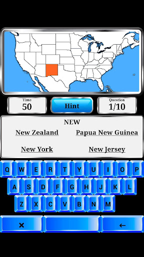 World Geography - Quiz Game  screenshots 5