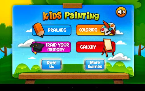 Kids Painting (Lite) 2.2.2 screenshots 1