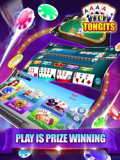 Tongits 7107 Cards & Slot Games 1.07 Screenshots 6