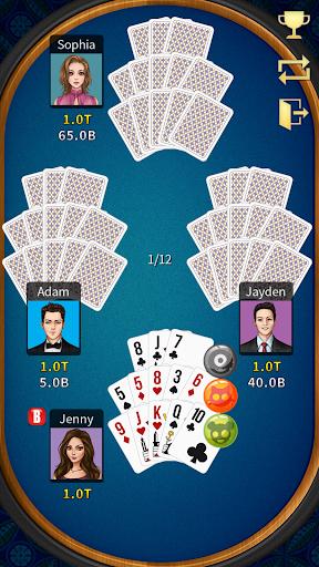 Pusoy - KK Chinese Poker Offline not Online 1.105 Screenshots 7