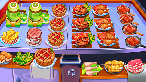 Food Fever - Kitchen Restaurant & Cooking Games 1.07 Screenshots 11