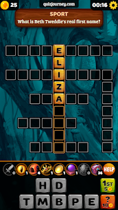 Quiz Journey – Crosswords Puzzle & Trivia 2.0.16 Mod APK Updated 2