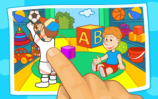 Kids Tap and Color 1.8.3 screenshots 1