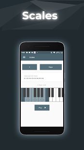 Music Theory with Piano Tools Screenshot